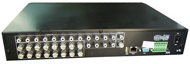 Пентаплексный цифровой видеорегистратор